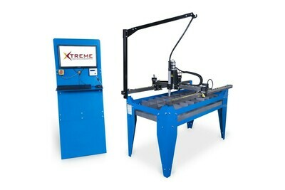 4x2 CNC Plasma Cutting Table Kit