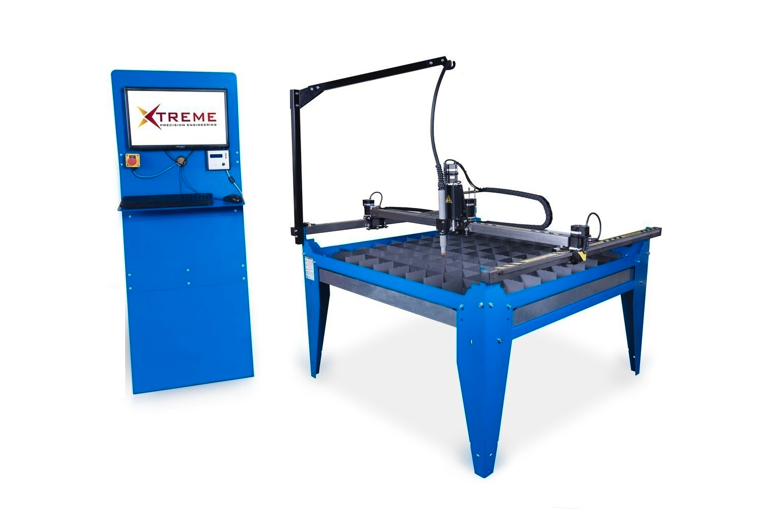 5x5 CNC Plasma Cutting Table Kit
