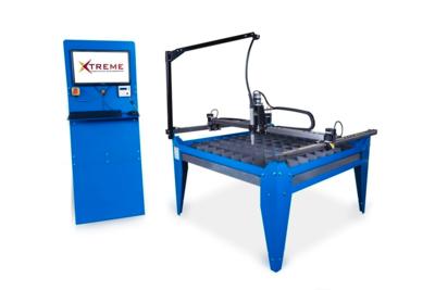 5x5 CNC Plasma Cutting Table Kit