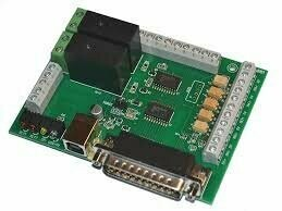 UNIPORT V3 MOTHERBOARD For Xtreme/R-tech CNC PLASMA TABLE