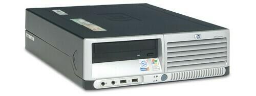 HP Compaq PC(backup)