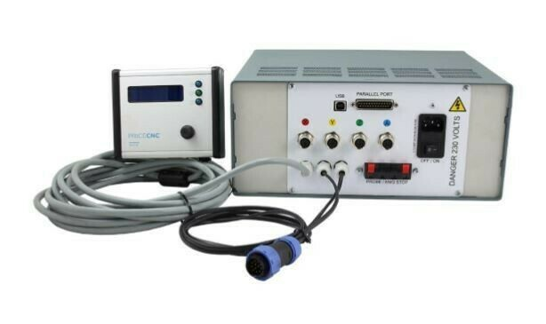 CNC Control Box with Torch height Controller & Motors