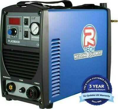 R-Tech 50amp P50CNC Plasma Cutter & Machine Torch