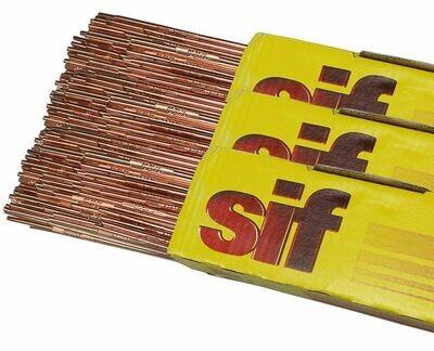 Mild Steel Multi-Pack TIG Filler Rods (3 x 1kg)