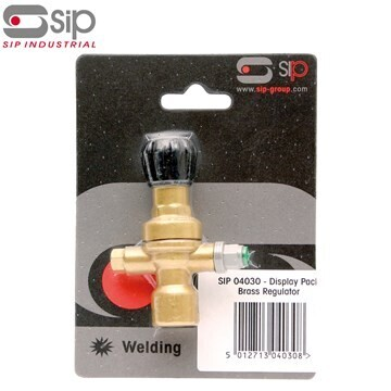 SIP Disposable Gas Bottle Regulator