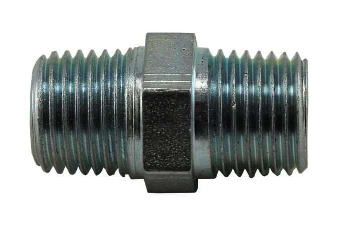 PCL airline fitting Double Union 1/4bsp