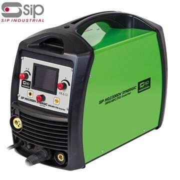 SIP HG2300DV SYNERGIC MIG/ARC/TIG Inverter