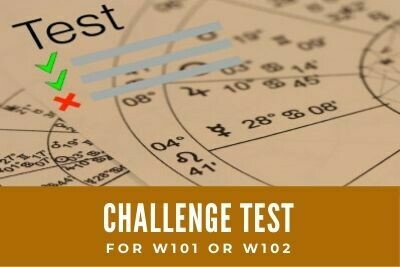 01a. Challenge Test for W101 or W102