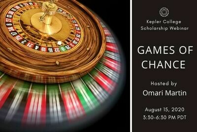 Games of Chance hosted by Omari Martin wkom081520