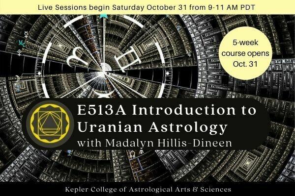 E513A Introduction to Uranian Astrology