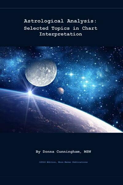 Donna Cunningham: Astrological Analysis