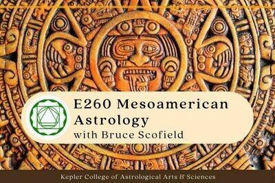 E260 Mesoamerican Astrology cc-E260