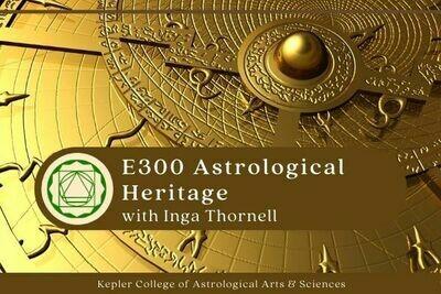 E300 Astrological Heritage cc-E300