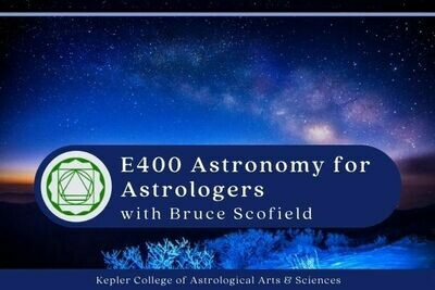 E400 Astronomy for Astrologers cc-E400