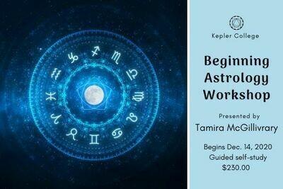 Beginner Astrology Workshop: Learn how to read an Astrology Chart wktm121420