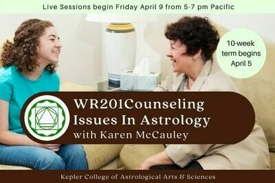 WR201 Counseling Issues in Astrology cc-WR201