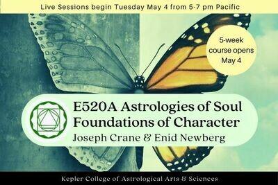 E520A Foundations Of Character cc5-E520A