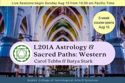 L201A Astrology through Sacred Paths: Western cc5-L201A