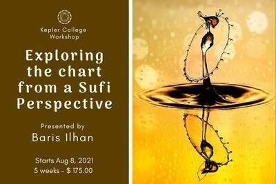 Exploring the chart from a Sufi Perspective with Baris Ilhan wkbi080821