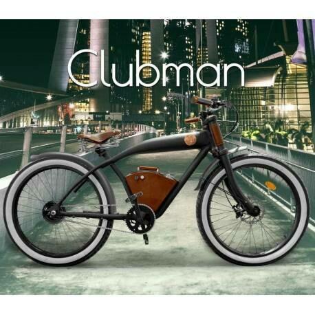 Clubman Eletrical Bike