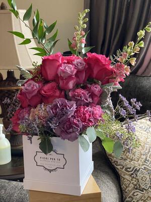 Judy's Collection 5 - Pink & Lavander