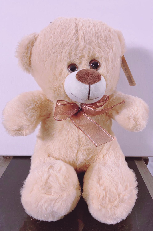 Beige Stuff Bear