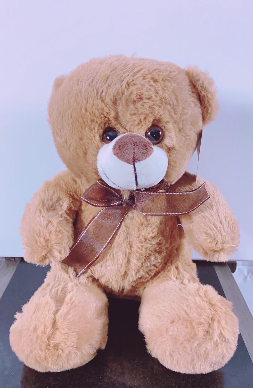Brown Stuff Bear