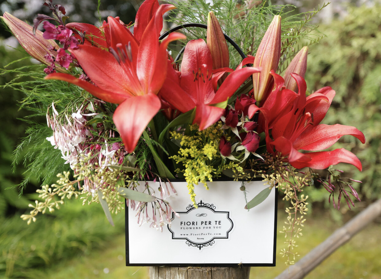 A Bag Of Lilies