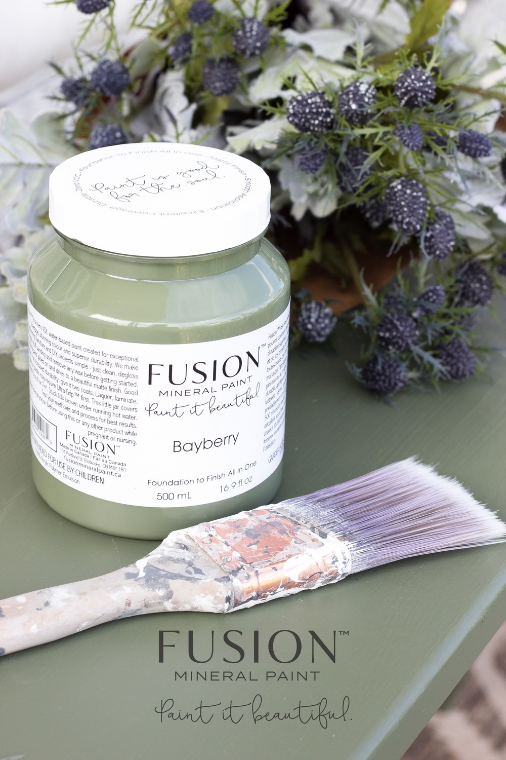 Bayberry Fusion Mineral Paint Pint