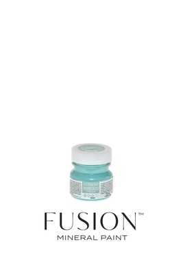 Azure Fusion Mineral Paint Tester
