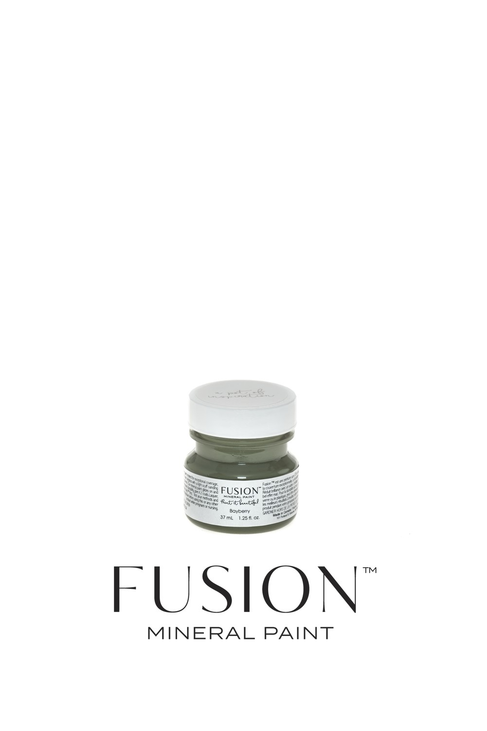 Bayberry Fusion Mineral Paint Tester