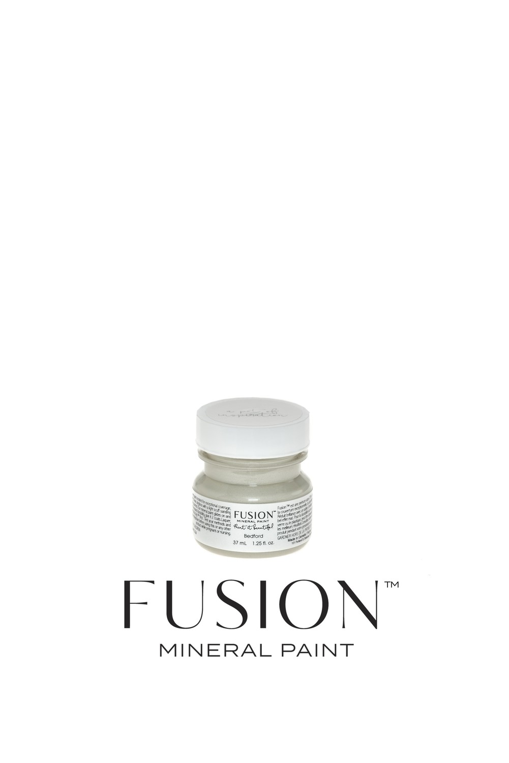 Bedford Fusion Mineral Paint Tester