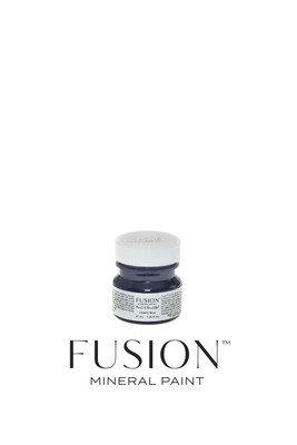 Liberty Blue Fusion Mineral Paint Tester