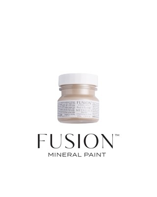 Metallics - Champagne Gold Fusion Mineral Paint 37 mL
