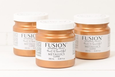 Metallics - Copper Fusion Mineral Paint 250 mL