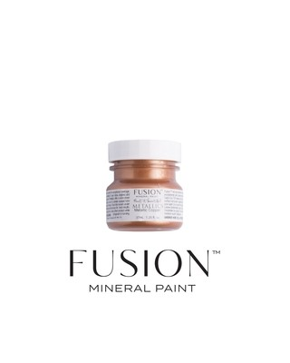 Metallics - Copper Fusion Mineral Paint 37 mL