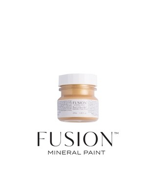 Metallics - Pale Gold Fusion Mineral Paint 37 mL