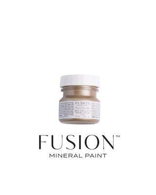 Metallics - Rose Gold Fusion Mineral Paint 37 mL