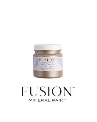 Metallics - Rose Gold Fusion Mineral Paint 250 mL