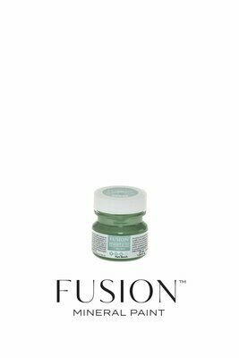 Park Bench Fusion Mineral Paint Tester