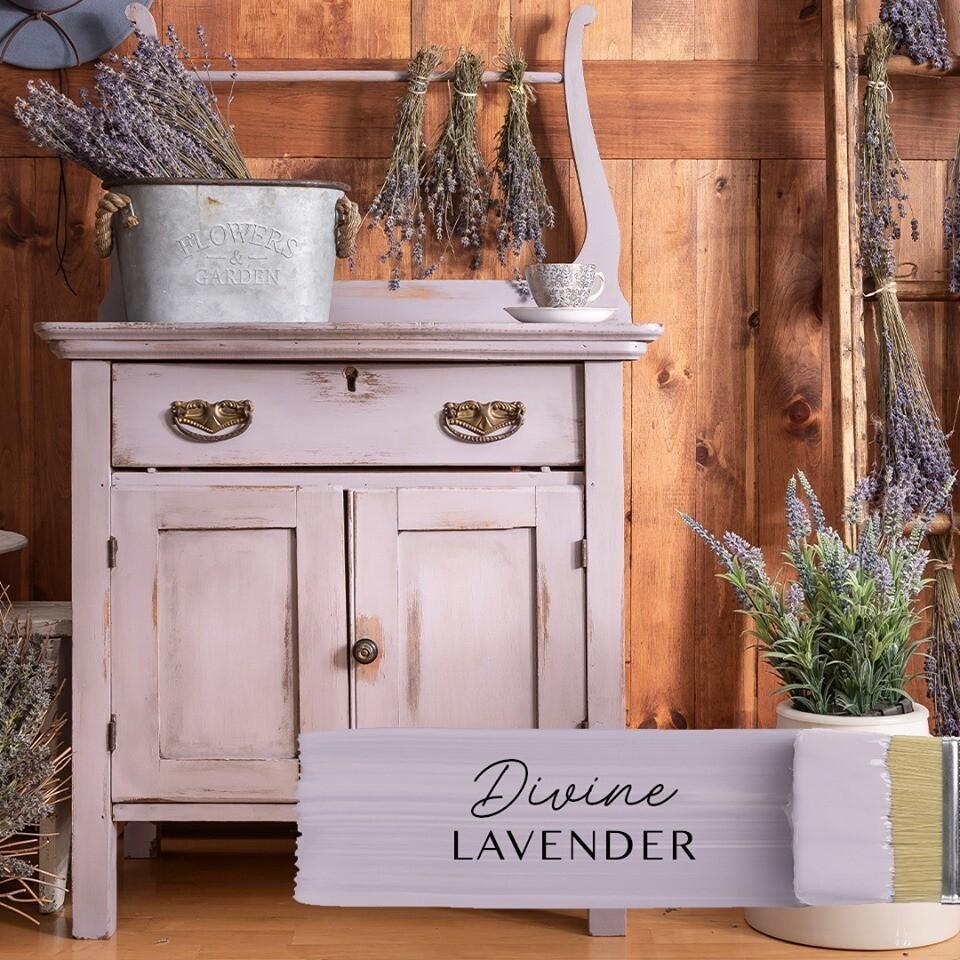 Divine Lavender Fusion Mineral Paint Pint