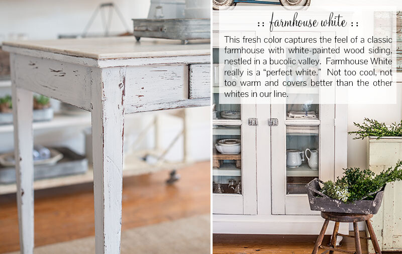 Farmhouse White Quart