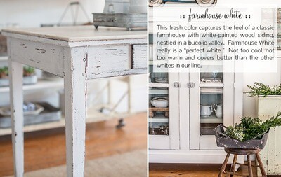 Farmhouse White Quart