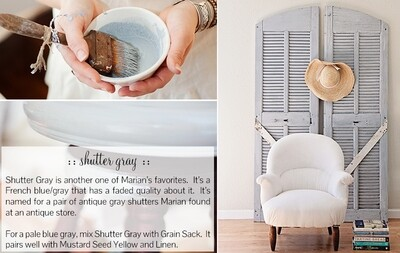Shutter Gray Quart