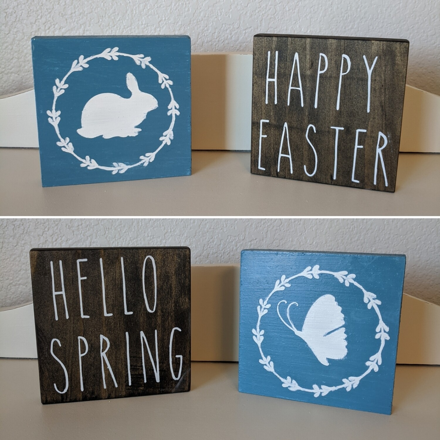 Happy Easter - Bunny Online Workshop - FREE SHIPPING/DELIVERY