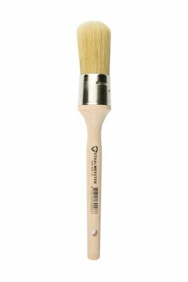 Staalmeester Brush: Round #20 Nat. Bristle