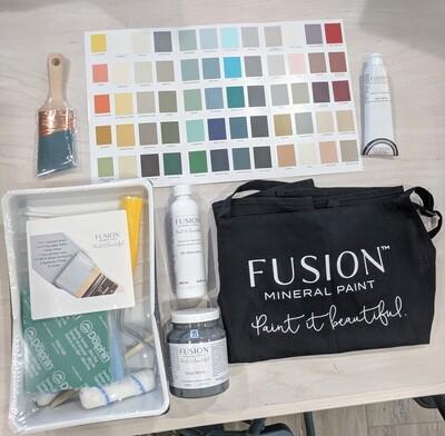 Fusion Starter Kit - Free Shipping!