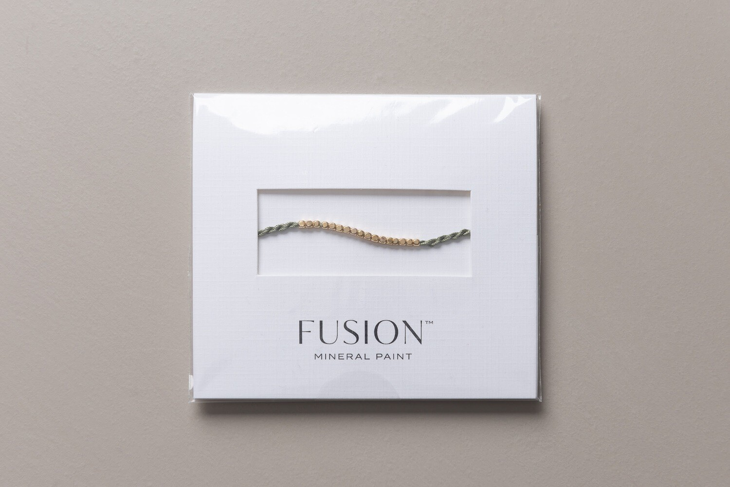 Green and Gold Fusion Bracelet