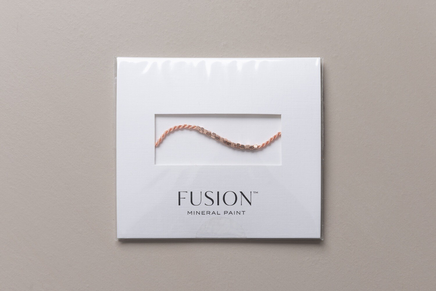 Pink and Gold Fusion Bracelet