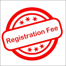 One-Time Registration Fee